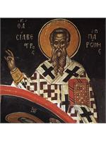 St. Sylvester the Pope of Rome
