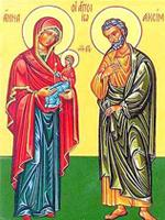 Sts. Joachim and Hannah