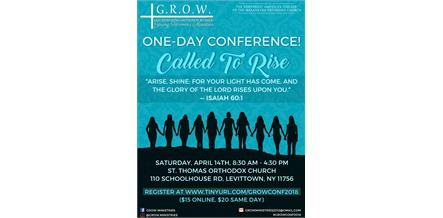 7th Annual One Day Young Women's Conference