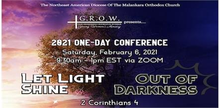 G.R.O.W. Ministry hosts Annual One-Day Conference
