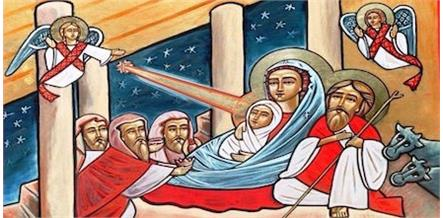 Greetings for the Feast of the Nativity of our Lord